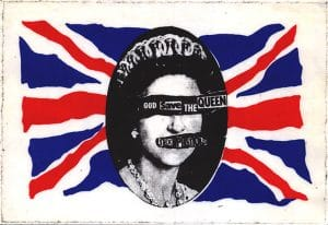 "The Sex Pistols: ""God Save the Queen"""